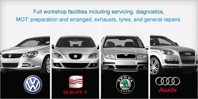 Vag Worx VW Volkswagen, Audi, Seat and Skoda Diagnostics, Servicing